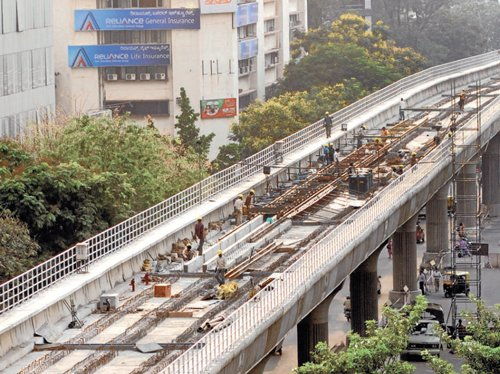 BMRCL gets ready for crucial meet on Metro Phase-2