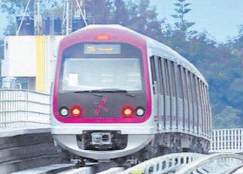 BMRCL to hike Metro fares