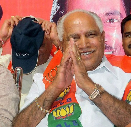 BSY 'aides' may join Cong