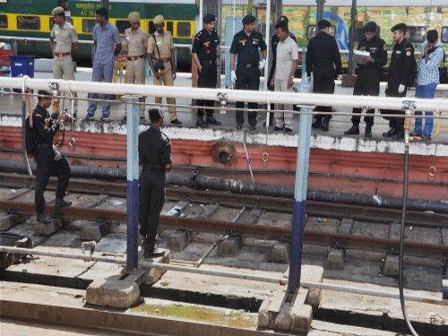 TN Police team in Bangalore to probe train blasts