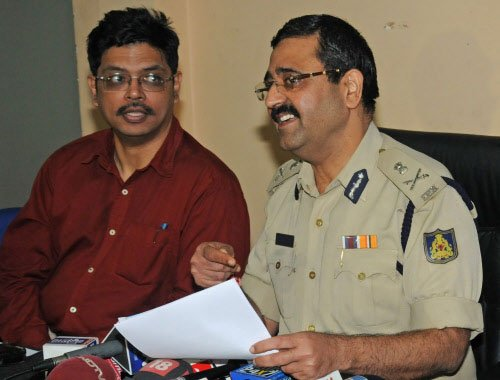 Bangalore police to issue safety guidelines for schools today