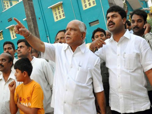 Disproportionate assets case: CBI court issues summons to BSY's kin