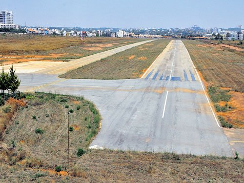 Kalaburagi airport project may go to PWD