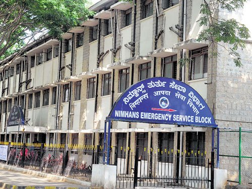 Undertrial opens fire, creates major security scare at NIMHANS