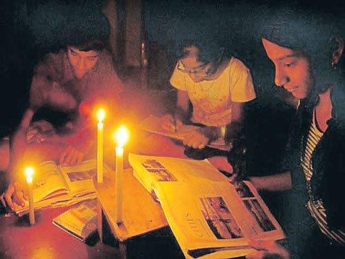 Karandlaje to blame for State's power woes: Kumaraswamy