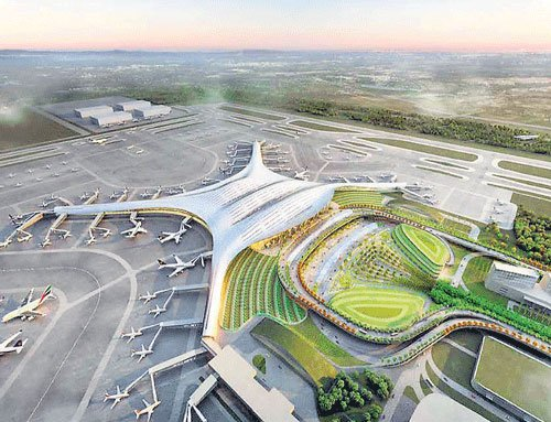 Bengaluru Int Airport: 2nd terminal in advanced stage of planning