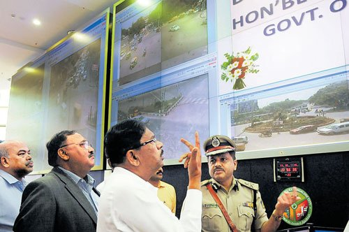 Govt to revive BATF to solve Bengaluru's traffic problems