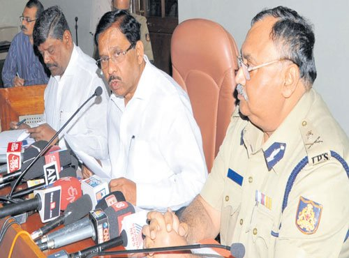 Not a racist incident, say CM, Parameshwara