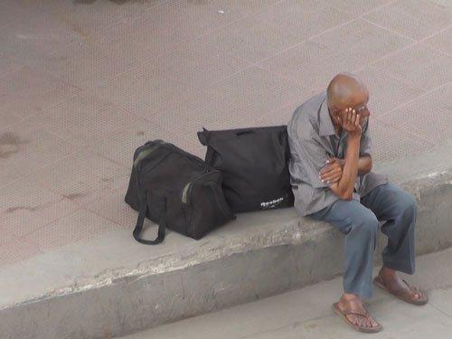 Bus strike hits commuters hard in Bengaluru (Video)