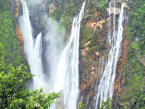 Jog Falls project must fulfil conditions on land exchange