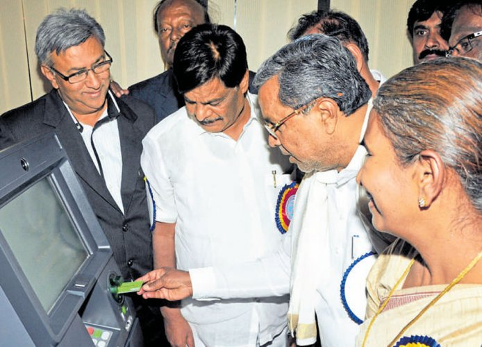BSYnot in jail due to BJP rule at Centre, says Siddaramaiah