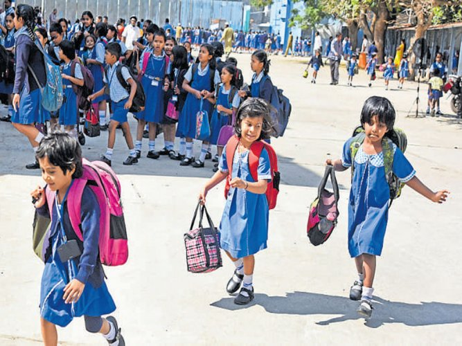 RTE: govt to hike fees paid to schools
