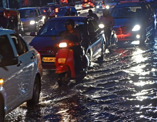 10 mm rain in city, weatherman predicts showers for next two days
