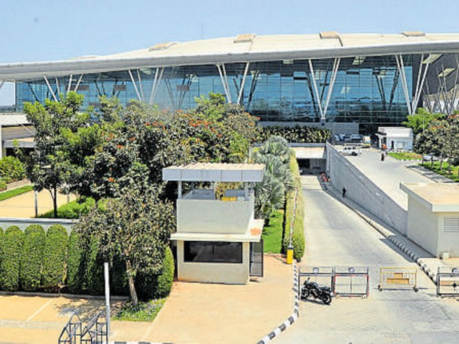 GVK sells all its stake, exits BIAL