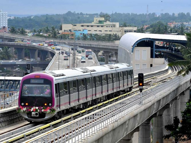 Activits, MP angry after BMRCL skips Metro accessibility event