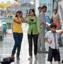 City likely to get more rain