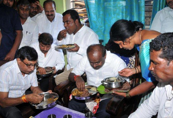 Demonetisation has not benefitted people, says Kumaraswamy