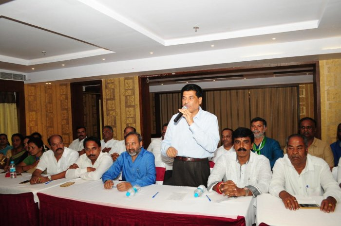 Kumaraswamy will be the next CM, says Rangappa