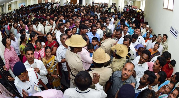 Prohibition: BJP stalls House over CM's remarks on party, BSY