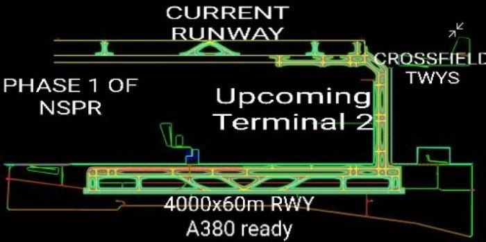 L&T to build second runway at KIA