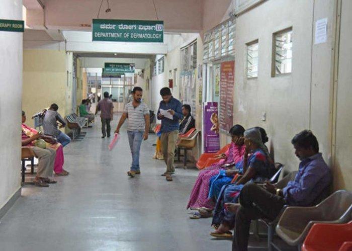 Mixed response for doctors' strike in Bengaluru