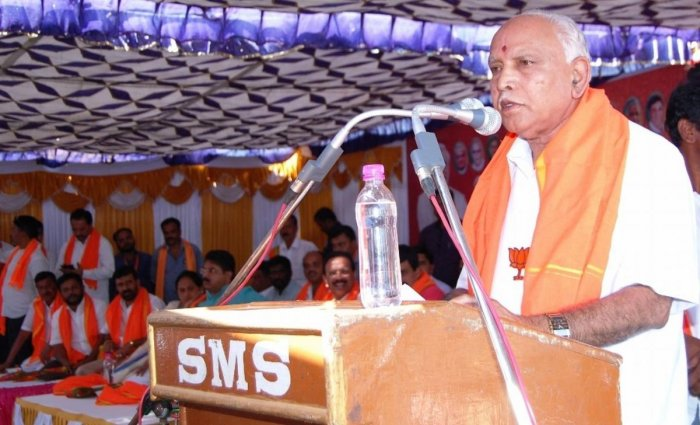 BSY rests on past laurels, makes new promises seeking support
