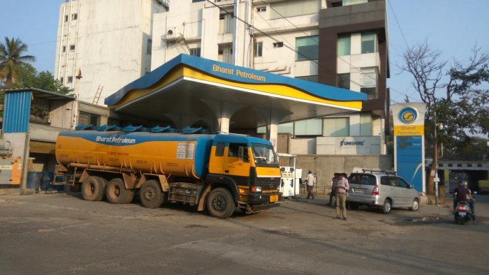 Fuel tanker strike passes off without major effects on city