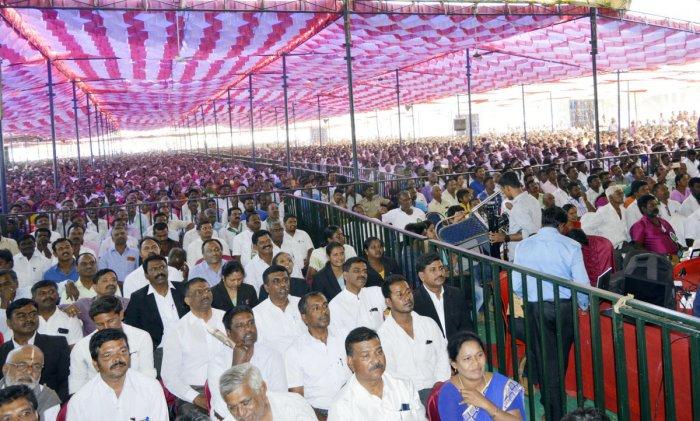 Kumaraswamy's flip-flop on Prajwal's candidature