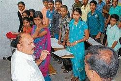 Sakleshpur ITI college: MLA recommend action on principal