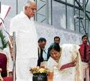 BSY shows he is boss with portfolio distribution