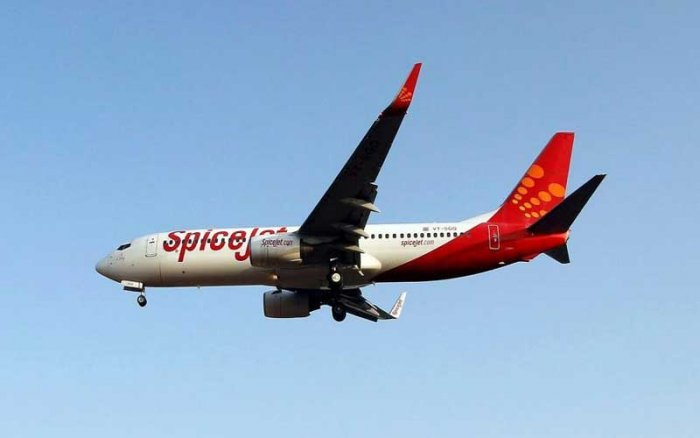 The flight SG 741, scheduled to take off at 6.30 pm, was grounded for nearly three hours. Frustrated passengers took to social media to complain. File Photo