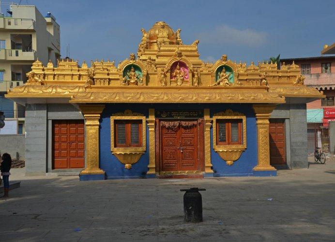 Hasanamba Temple, Hassan. DH File Photo