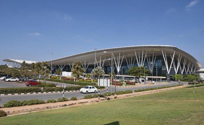 The Kempegowda International Airport