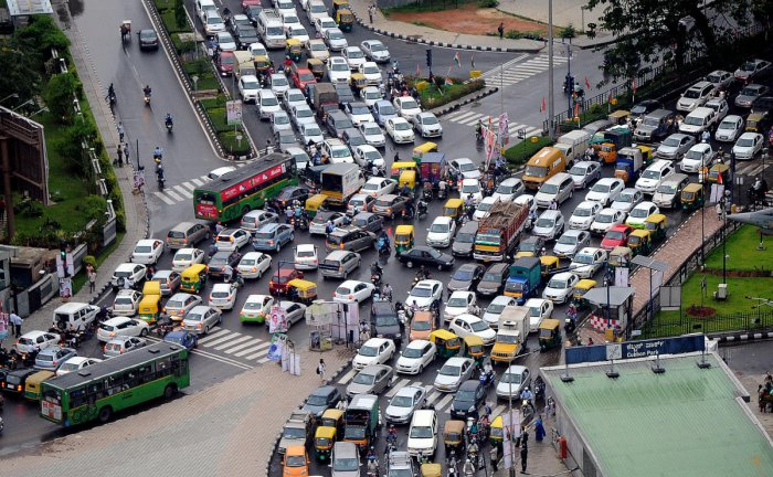 Image result for bengaluru traffic