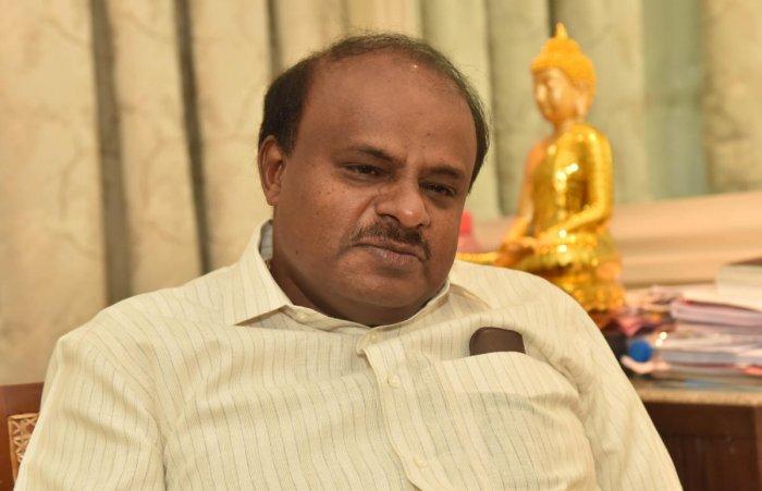 Chief Minister H D Kumaraswamy. (DH File Photo/Janardhan B K)