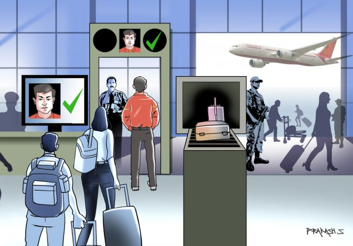 To be launched in the first quarter of next year, the new feature is expected to simplify the journey by making all the airport processes paperless