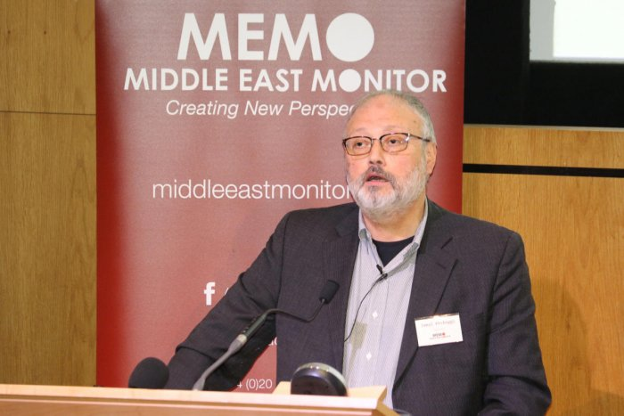 Khashoggi had been living in Virginia in self-imposed exile as he wrote columns critical of the Saudi government under the crown prince, the de facto leader. (Reuters File Photo)
