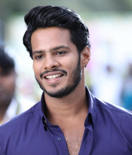 Karnataka Chief Minister H D Kumaraswamy's son Nikhil Kumaraswamy, a popular actor, said Thursday that he was ready to serve the people of Mandya from where he is expected to contest the coming Lok Sabha elections. DH file photo