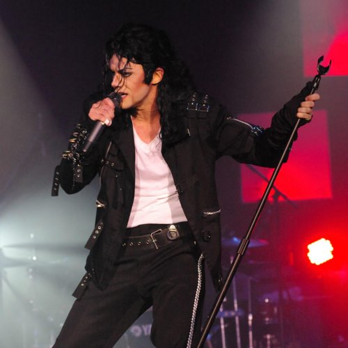 Michael Firestone has travelled the world as a tribute artist to Michael Jackson.