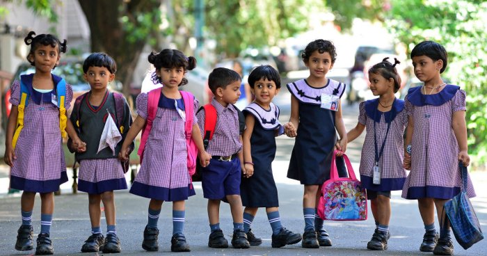Twenty-five per cent seats in pre-school, pre-primary and class 1 will be reserved for economically weaker sections/disadvantaged groups. File photo for representation