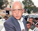 Yeddyurappa  to remain CM