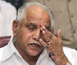 Yeddyurappa rules out resignation, says will fight till end