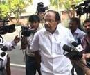 'I am extremely sorry', Moily tells Karnataka Lokayukta