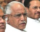 Yeddyurappa slams Guv's action, to sit on dharna