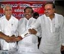 BJP to choose Yeddyurappa successor on Friday