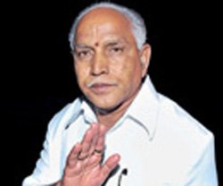 State BJP keeps Yeddyurappa off poll campaign