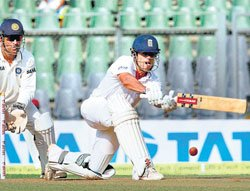 Cook, KP turn on the heat