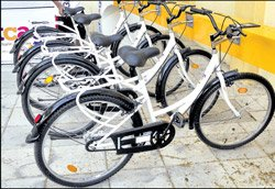 Not many takers for Namma Metro bicycles