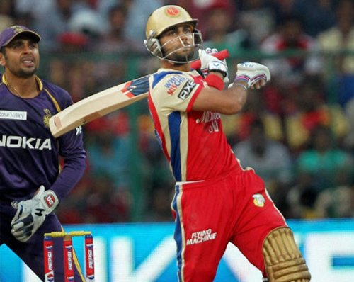 IPL 6: Royal Challengers Bangalore win by 8 wickets