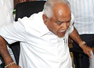 BJP warns action against pro-Yeddyurappa voices